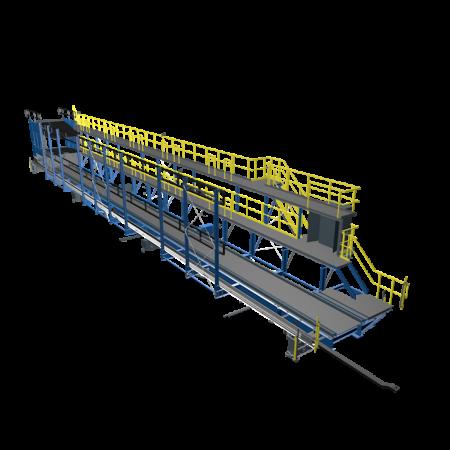 LogSystems Verschiebebrücke